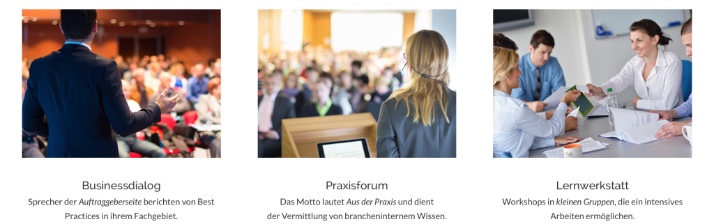 Businessdialog-Praxisforum-Lernwerkstatt