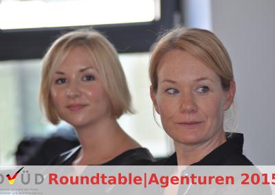 Josephine Burmester, WIENERS+WIENERS GmbH u.  Alexandra Grobe, EnglishBusiness AG