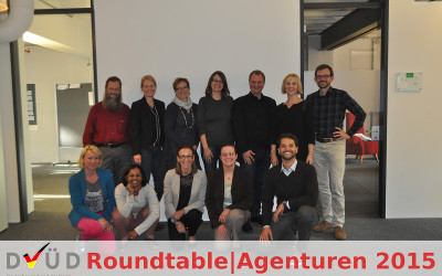 1. Roundtable|Agenturen: Agenturen und Freiberufler im Dialog