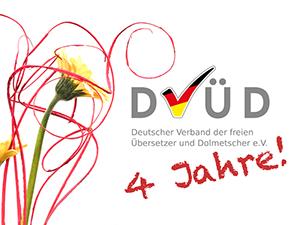 3. Ordentliche Mitgliederversammlung des DVÜD e. V.