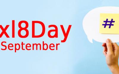 #xl8Day 2016: Wir feiern den internationalen Übersetzertag