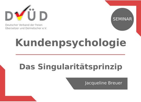 Kundenpsychologie