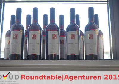 Danke an die ABC Retail GmbH für die Weinpräsente
