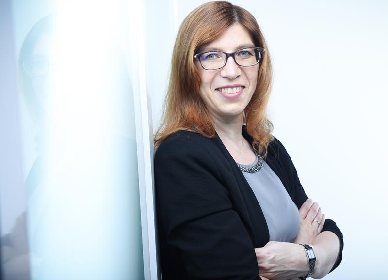 'Profilbild Olga Müller