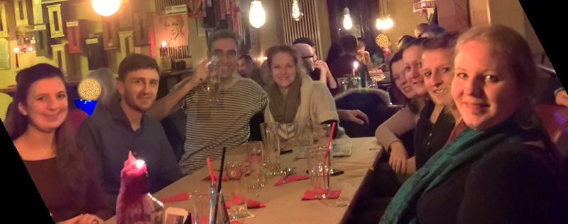 DVÜD-Treffen in Leipzig 2019