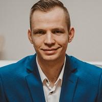 Gastautor Piotr Snuszka, Porträtfoto