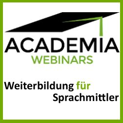 Academia Webinars