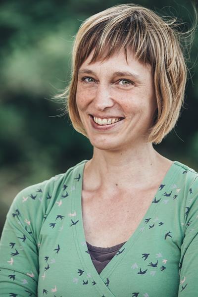 Porträt Bettina Röhricht