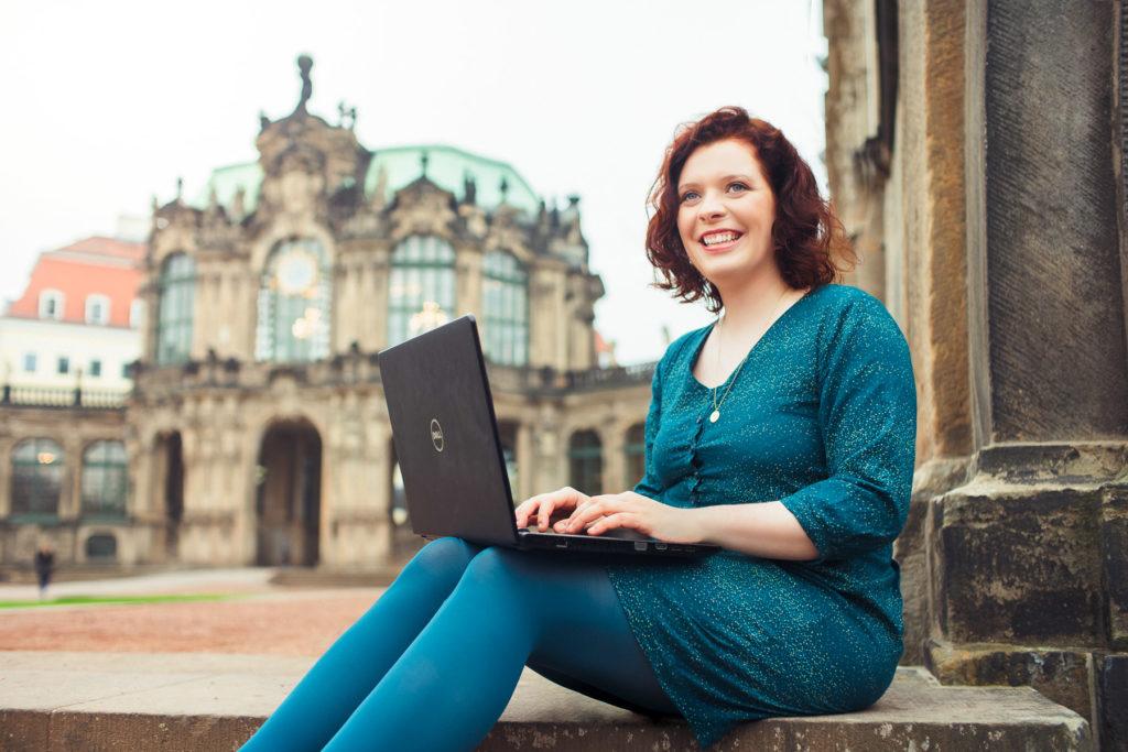 Judith Wenk aus Dresden